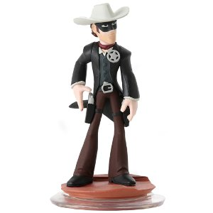 FIG: DISNEY INFINITY 1.0: LONE RANGER (USED)